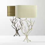 Lampes structure duo